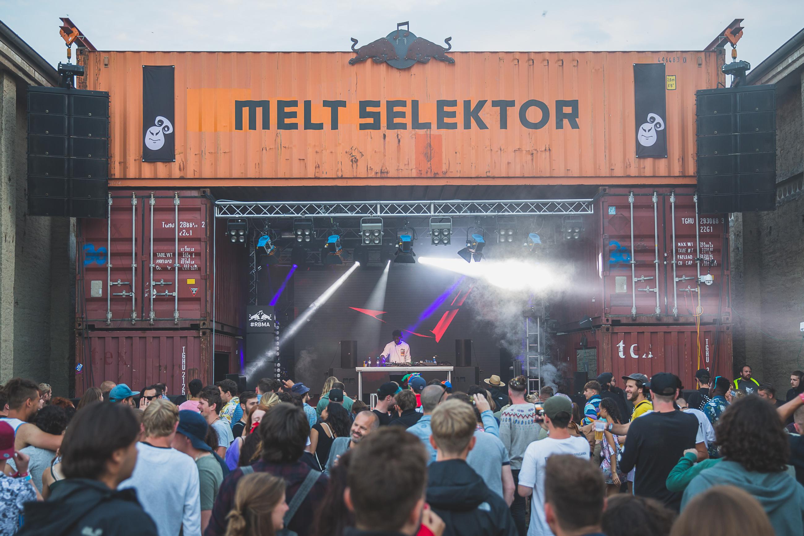 Melt Festival Is The Strikingly Dystopian Techno Mecca Scene