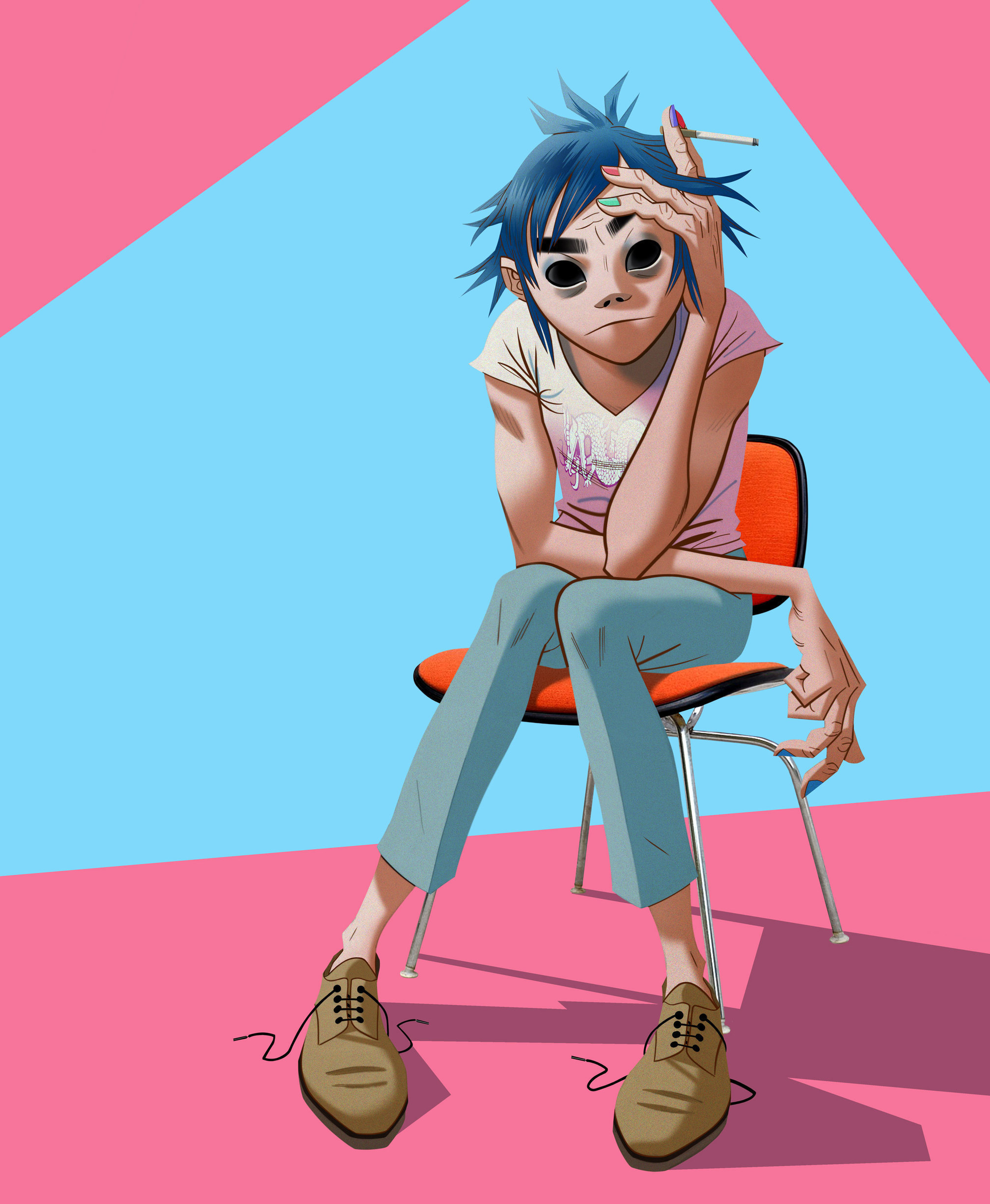 In Session: Gorillaz - In Session - Mixmag