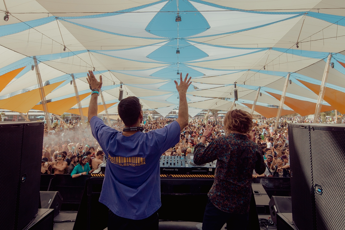 Electronic music shepherds the future of Coachella at its