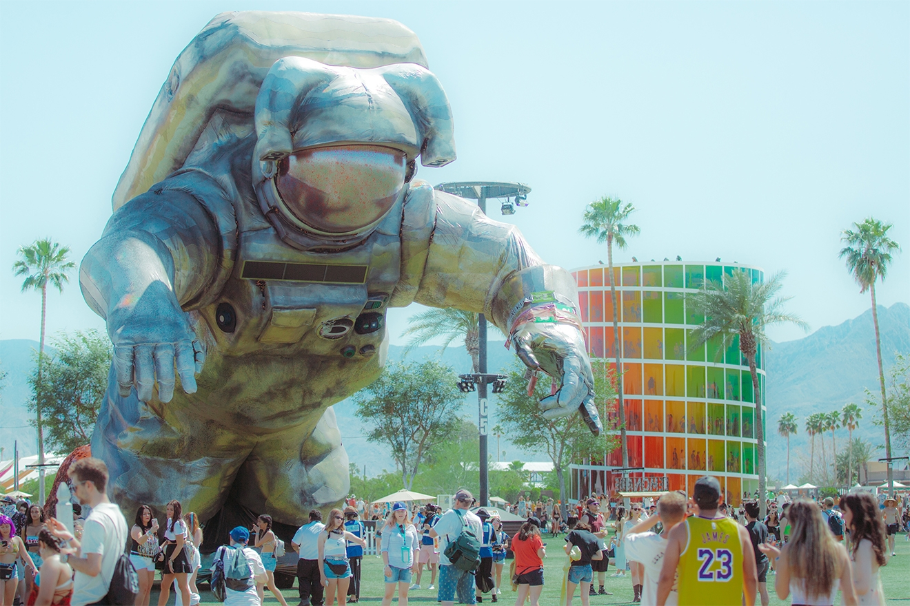 Electronic music shepherds the future of Coachella at its
