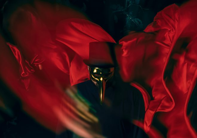 A brand-new Claptone album is coming this summer