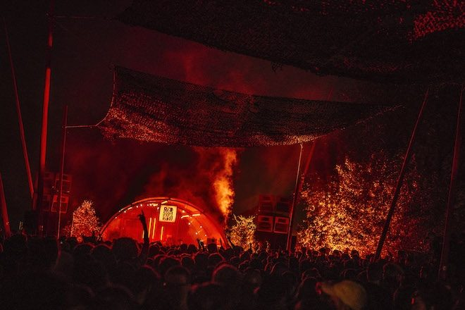 Palms Trax, James Murphy and DJ Marcelle will perform at this year's Lente Kabinet