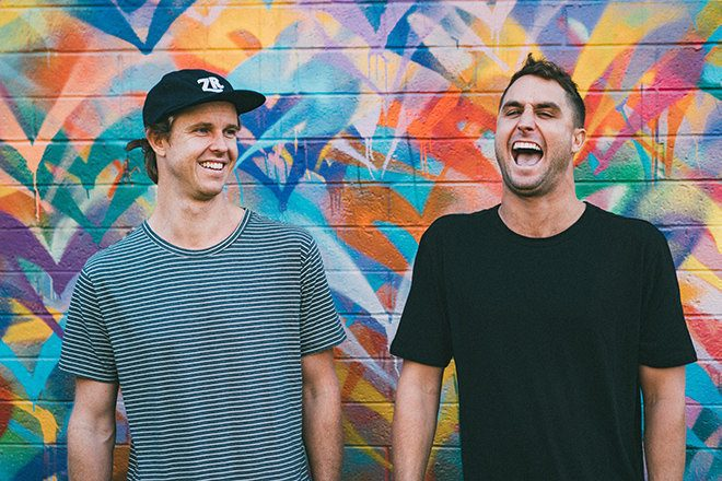 Premiere: Cut Snake bounce on a wobbly house tune 'Stomp'