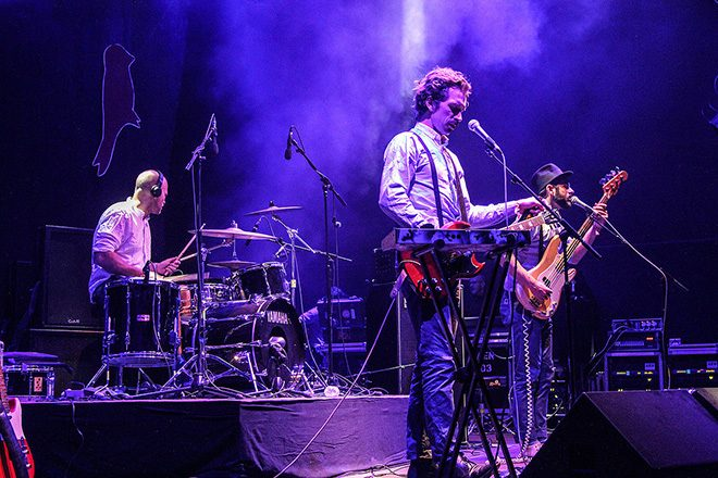 Flying Circus brings WhoMadeWho (Live) and M.A.N.F.L.Y to LA