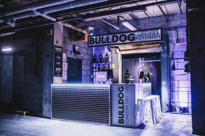 BULLDOG Gin is opening a bar at London's Printworks