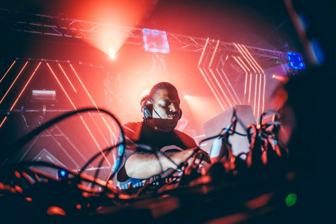 Kerri Chandler and MCDE to play SuncéBeat Festival
