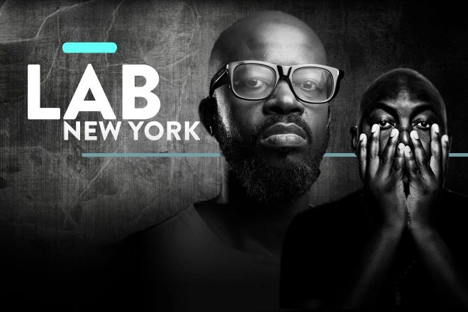 Black Coffee & Themba in The Lab NYC
