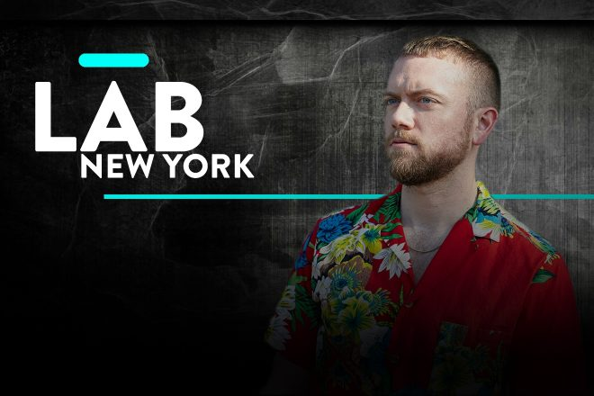 Justin Cudmore in The Lab NYC