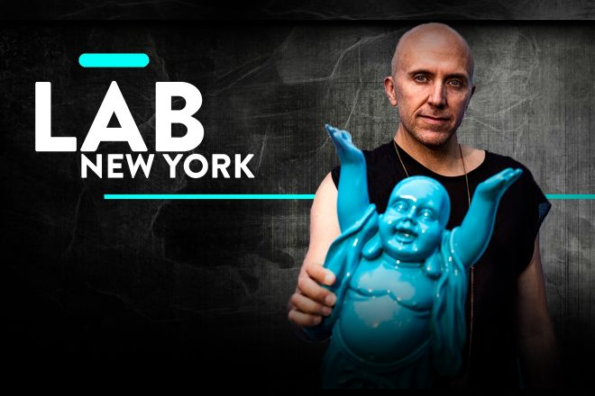 Lee Burridge in The Lab NYC