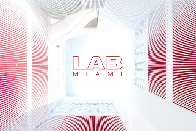 ANNA and DJ Pierre in The Lab Miami