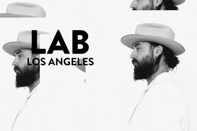 RY X in The Lab LA