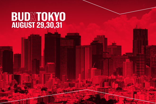 Everything you need to know about the BUDX Tokyo event