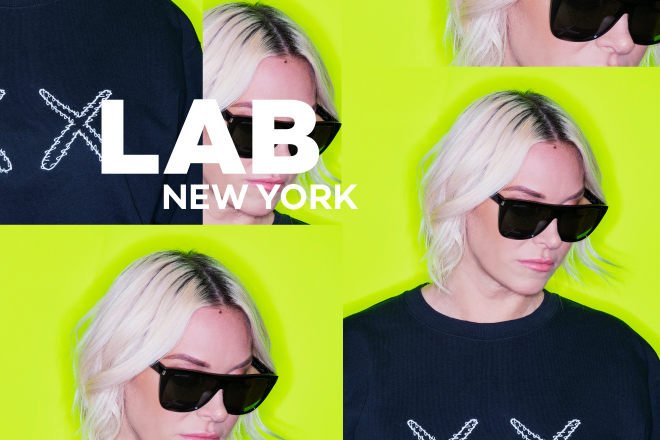 Sam Divine in The Lab NYC