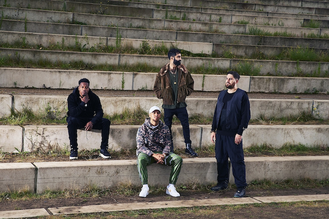 Rudimental want to 'Be The One' on new single