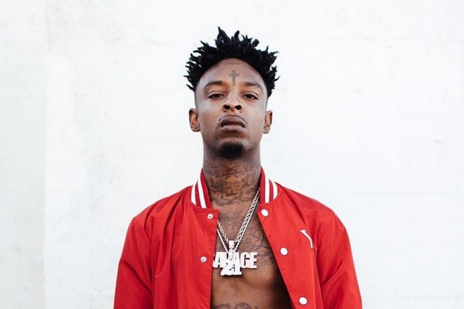 21 Savage's mother was apparently not allowed to attend Grammys
