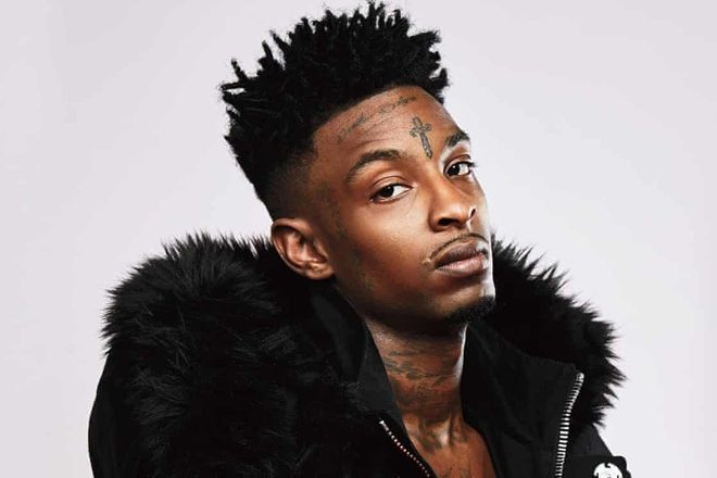 21 Savage confirms he was born in the UK