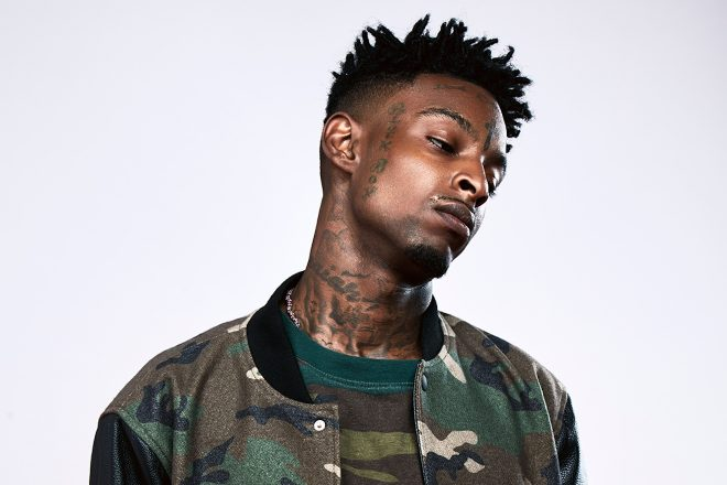 21 Savage to be released from ICE on bond