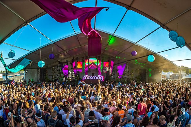 Chicago's Mamby On The Beach taps Richie Hawtin and DJ Tennis