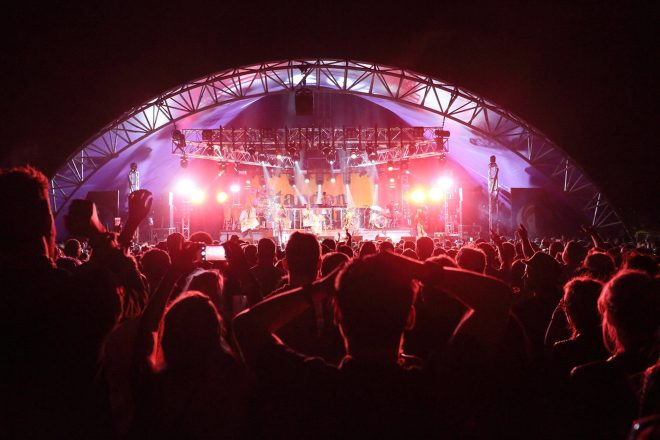 Standon Calling festival cancelled on final day due to flooding