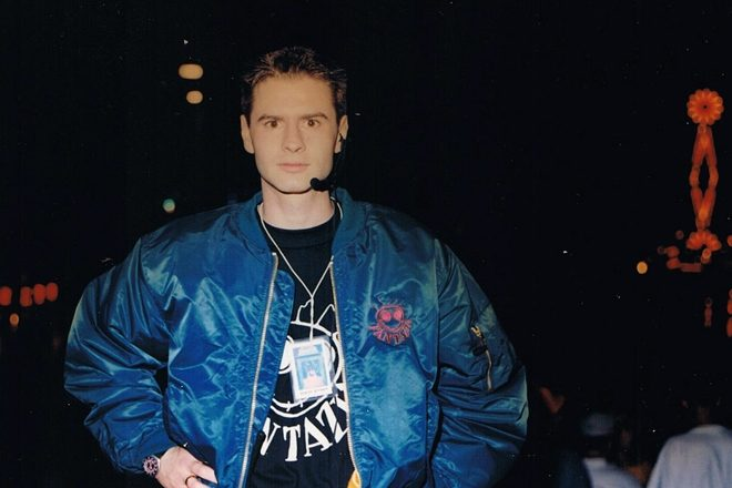Rave legend and Fantazia co-founder Gideon Dawson died from a drug overdose
