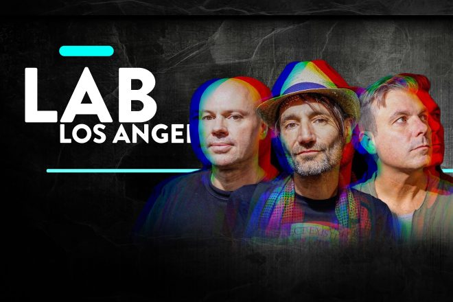 3D: Danny Howells, Dave Seaman and Darren Emerson in The Lab LA