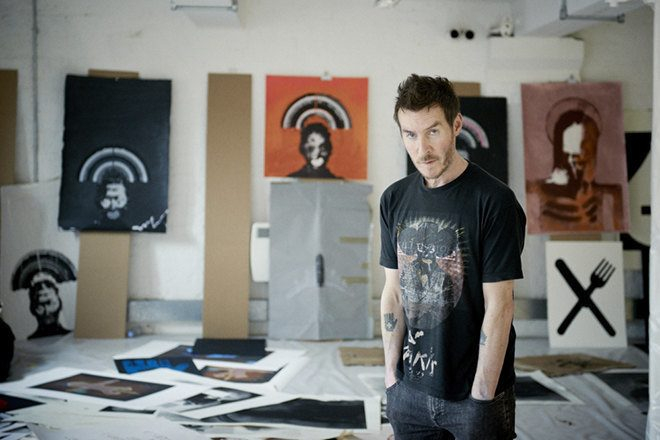 Is Massive Attack member Robert Del Naja the real Banksy?