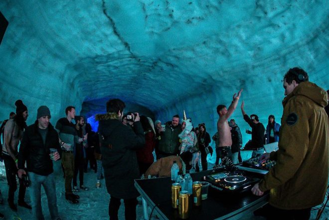Secret Solstice reveals lineups for Into The Glacier and The Lava Tunnel