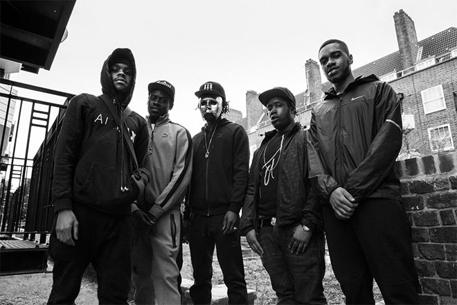 "​UK drill crew 67 call out the police and media for using their genre as ""a scapegoat"""