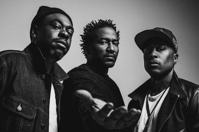 """A Tribe Called Quest say the Grammys """"fucked up"""" by snubbing them"""