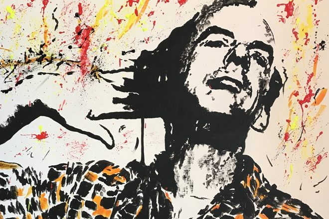 A 'HISTORY OF HOUSE' PAINTING EXHIBITION IS TAKING PLACE IN LONDON AND IBIZA