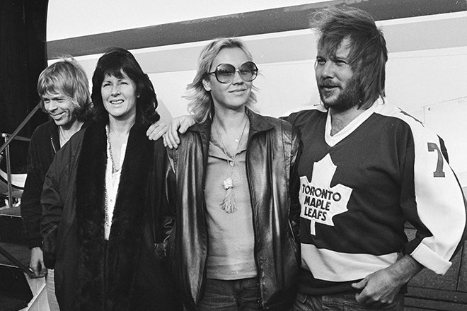 "ABBA could ""possibly"" be releasing their first album in 37 years"