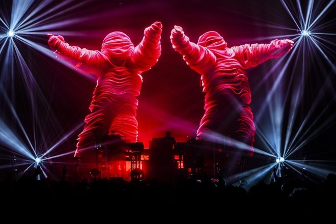 The Chemical Brothers are headlining a London festival in 2019