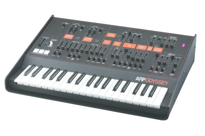 Clockwork orange: Korp Arp Odyssey