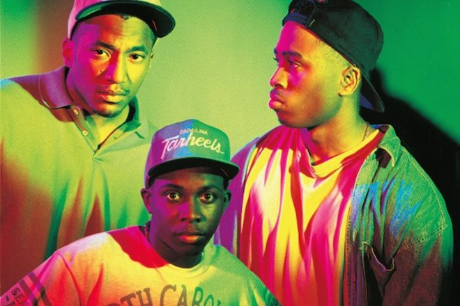 A Tribe Called Quest reissues album 'The Low End Theory' for its 30th Anniversary