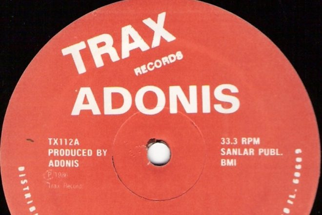 A crowdfund is raising money for pioneering house artist Adonis
