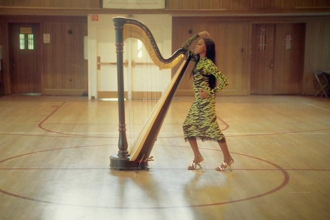 Kelela collaborator Ahya Simone gets 'Frostbite' on new single