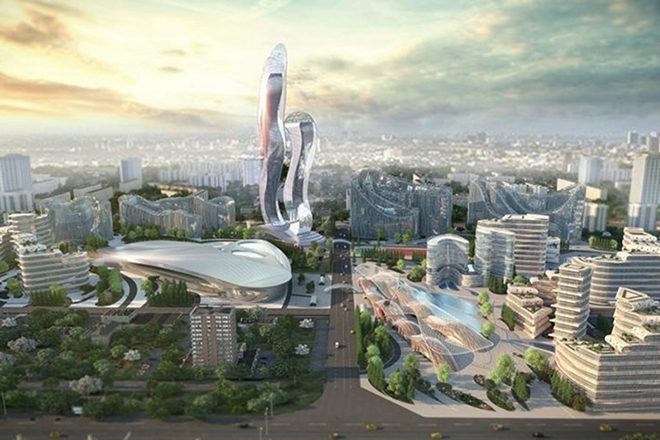 Akon has been awarded a $6 billion contract to build a city in Senegal