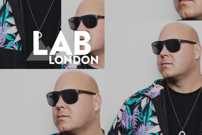 The Lab LDN with Alan Fitzpatrick