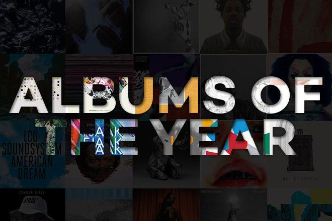 48 Tracks der besten Alben des Jahres