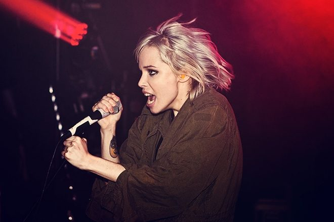 The defamation lawsuit filed against Alice Glass has been dismissed