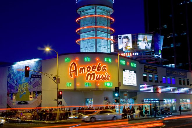 ​Amoeba Music could be forced to relocate as new development plans surface