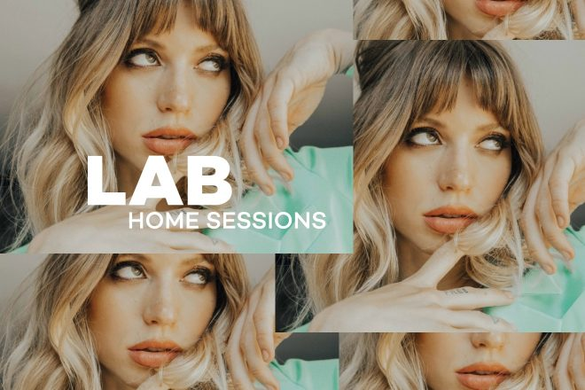 Anabel Englund in The Lab: Home Sessions