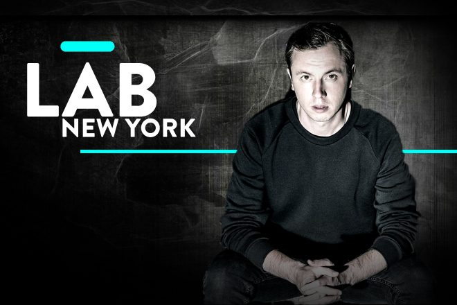 Andrew Rayel in The Lab NYC