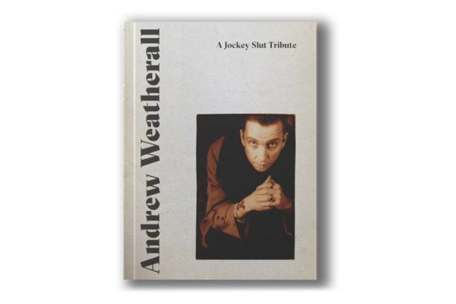 Jockey Slut announces Andrew Weatherall tribute book