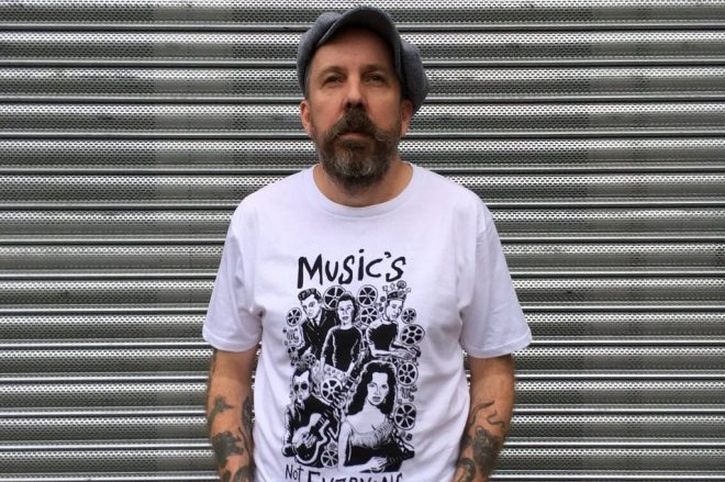 Essential: Andrew Weatherall combines acid and funk on new remix free download