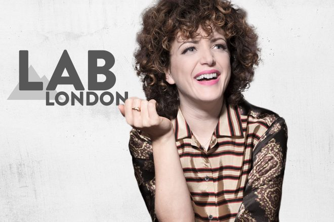 Annie Mac in The Lab LDN