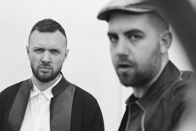 Anti-Up deliver a new EP on their freshly minted imprint, Up The Anti Records