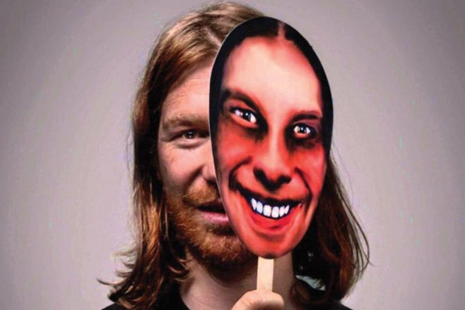 ​Aphex Twin shares new song 'tnodvood104'