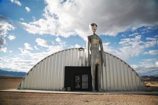 Creator of fake Area 51 raid wants to make it a music festival