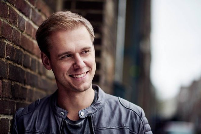 Armin van Buuren Takes You As He Learns His Ancestry